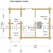Plan 1 Stage